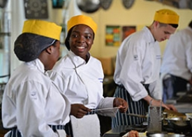Hospitality - delivering the apprenticeship standards
