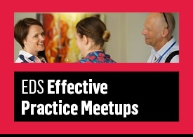 Essential Digital Skills effective practice share and support meet up