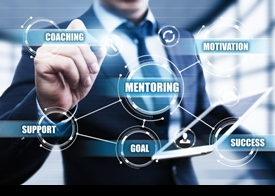 Coaching and mentoring for apprenticeship success