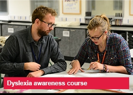 Dyslexia awareness course