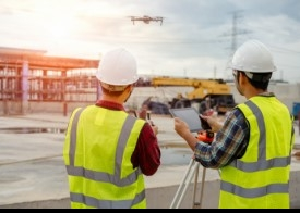 T Levels: Employer-led workshop for the Construction sector - Drone Training