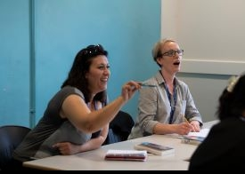 Build confidence in your English skills:  speaking and listening: register, evidence and audience